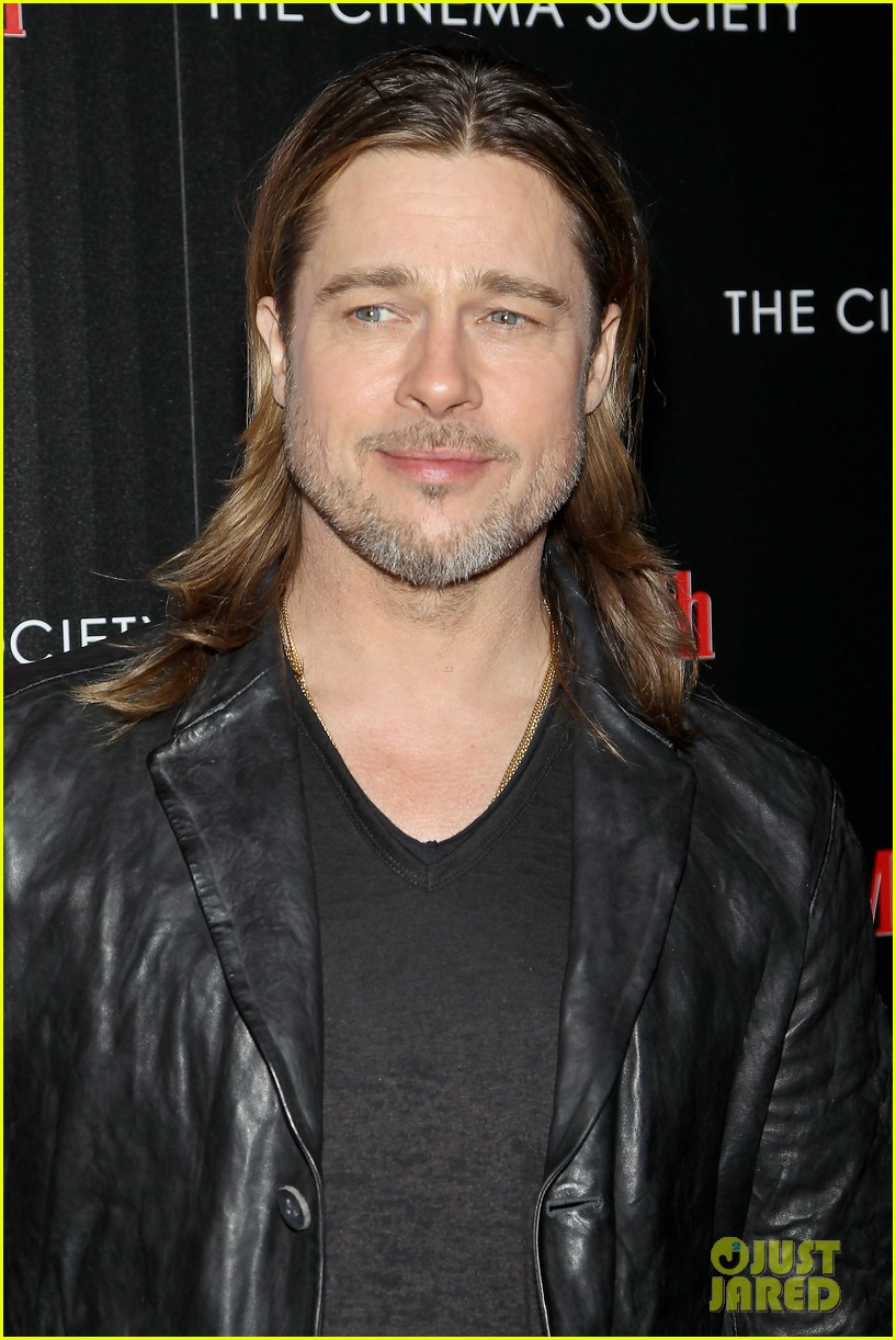 brad pitt killing them softly premiere 112764257