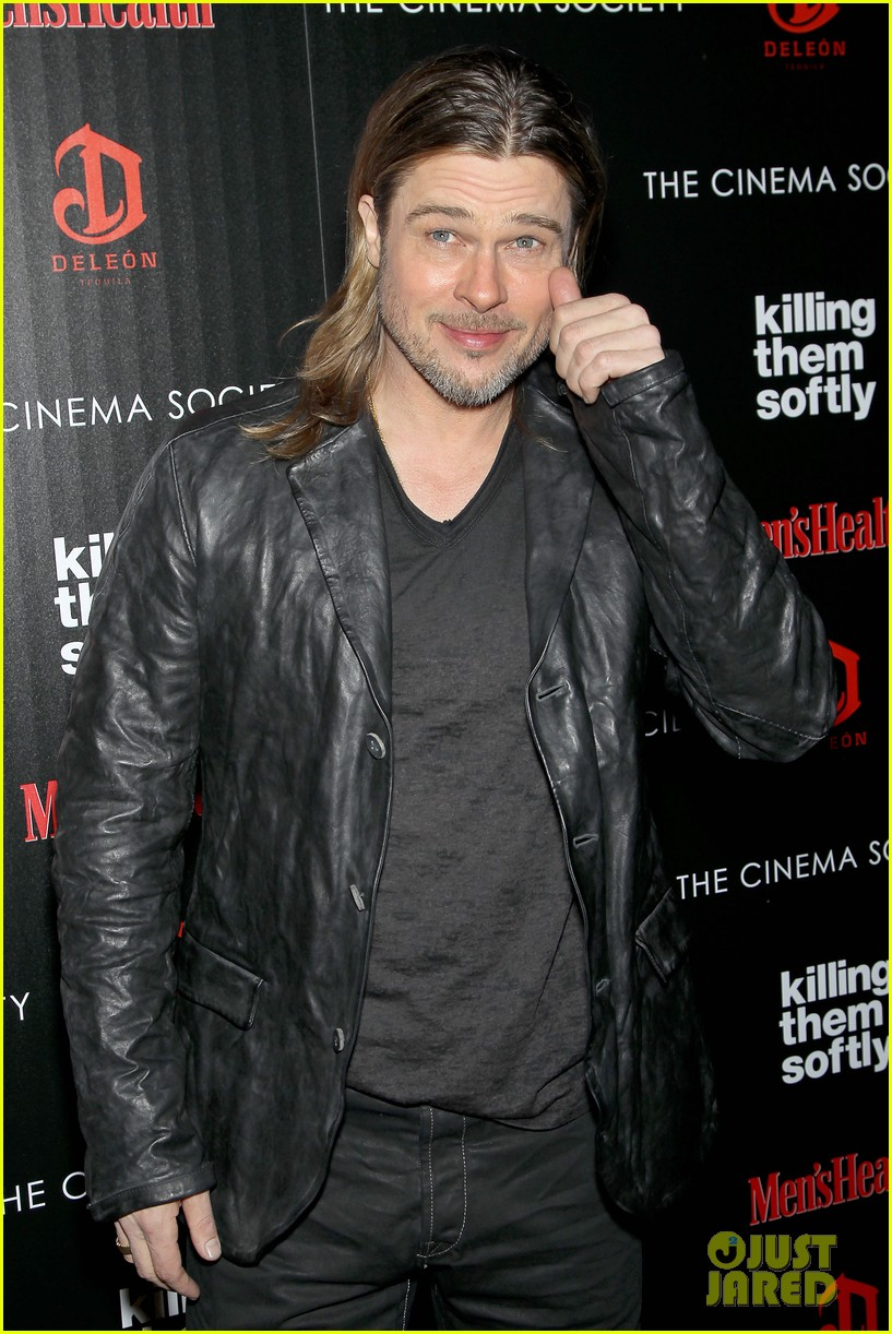 brad pitt killing them softly premiere 122764258