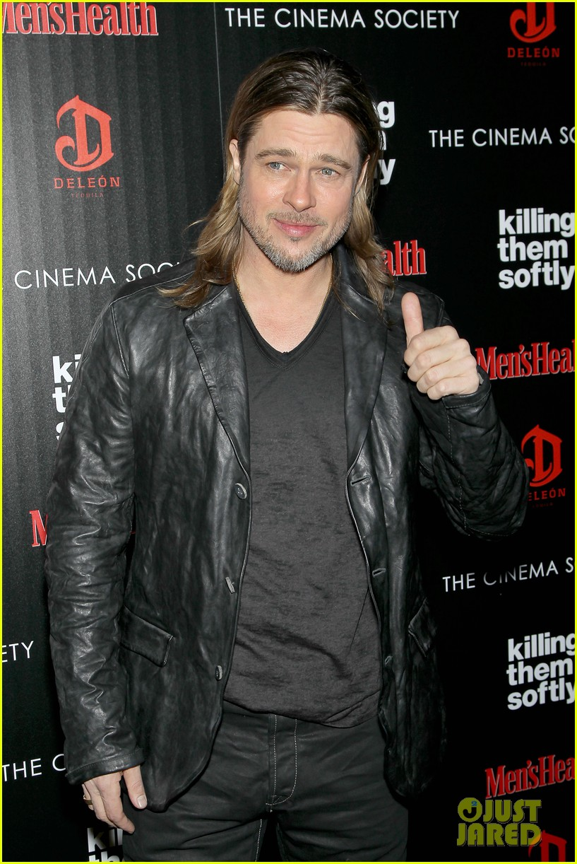 brad pitt killing them softly premiere 132764259