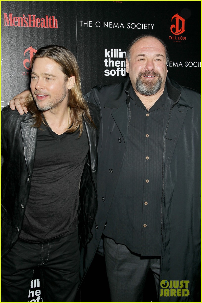 brad pitt killing them softly premiere 252764271