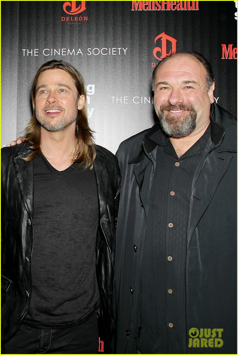 brad pitt killing them softly premiere 282764274