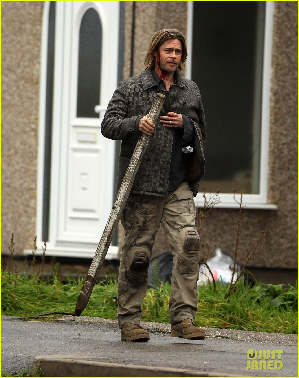 brad pitt world war z reshoots 042758096