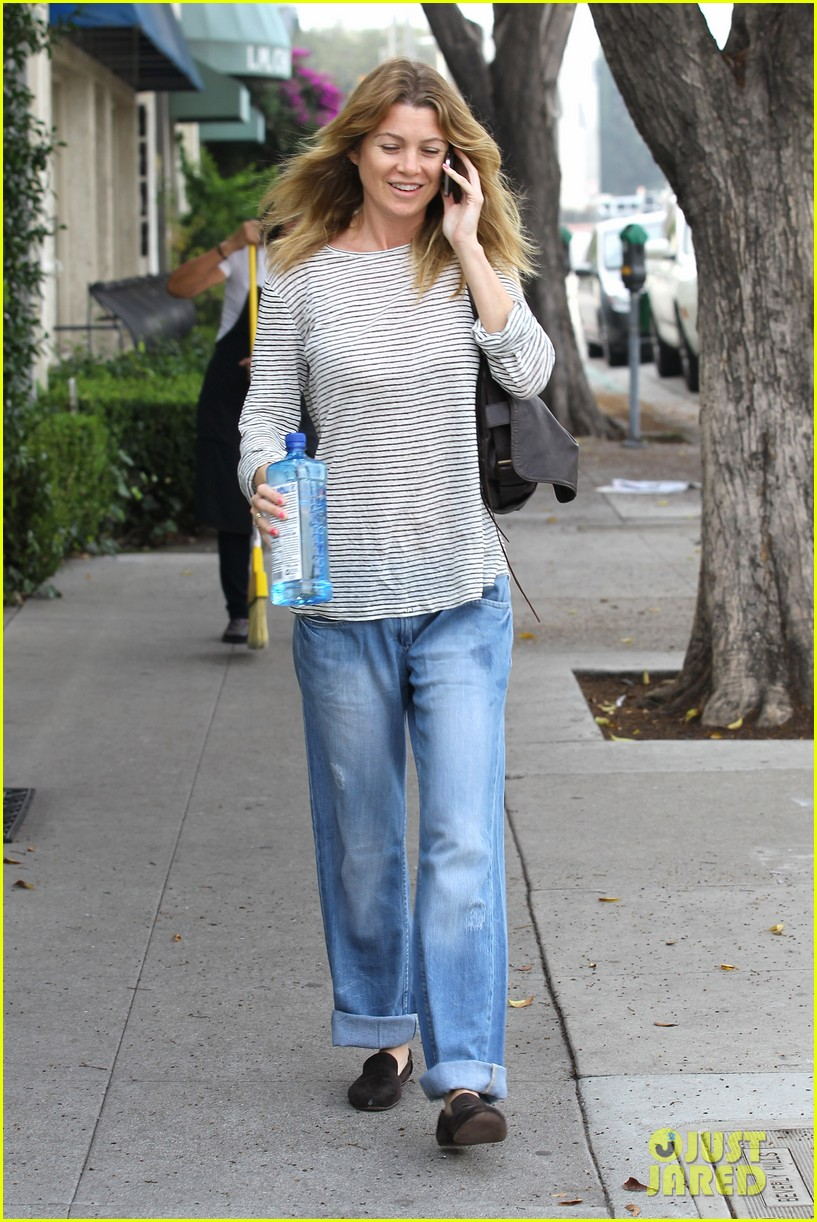 ellen pompeo beverly hills errands gal 09