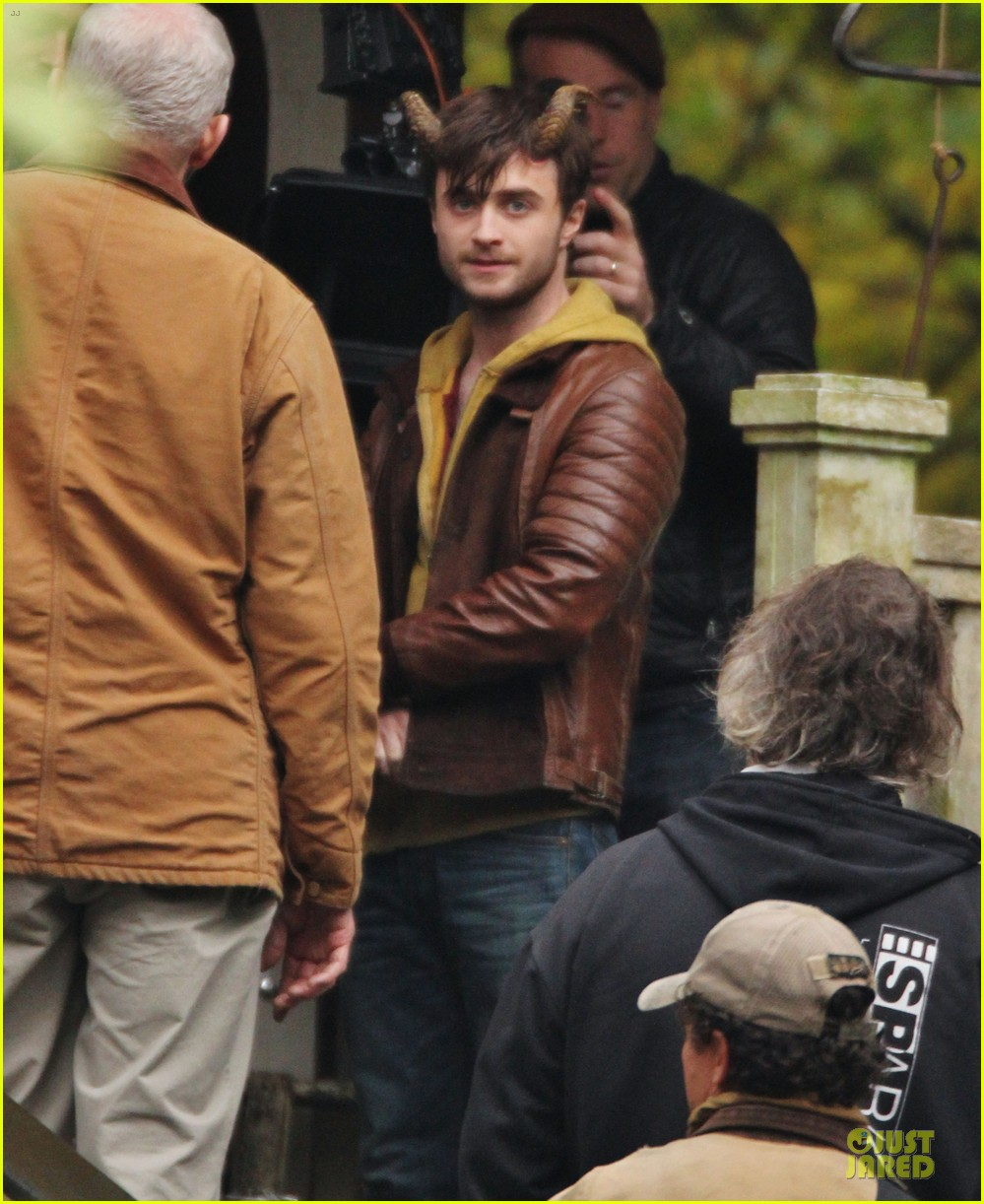 daniel radcliffe horns open up revealations 352750022