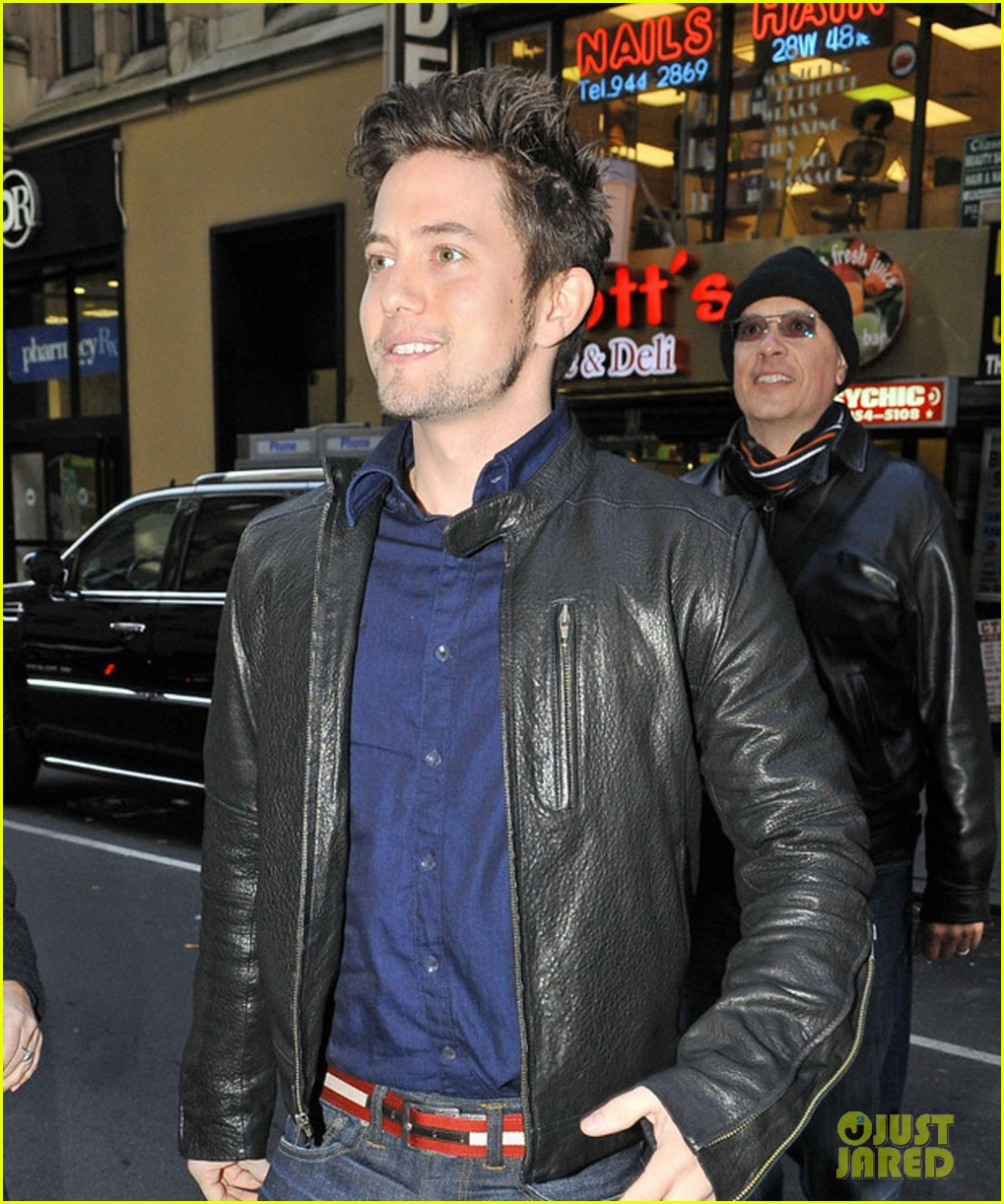 jackson rathbone today show 07