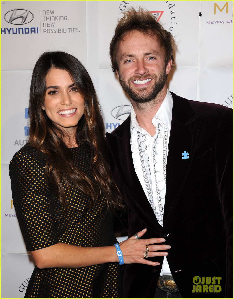 nikki reed paul mcdonald autism speaks ball 02