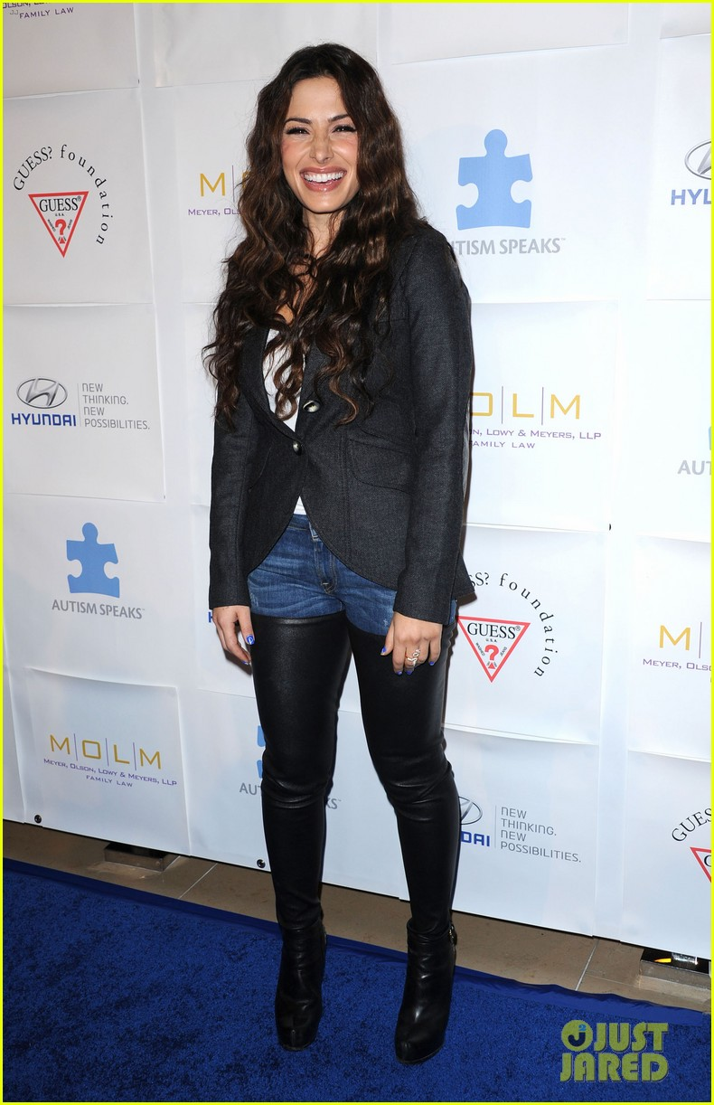 nikki reed paul mcdonald autism speaks ball 052766658