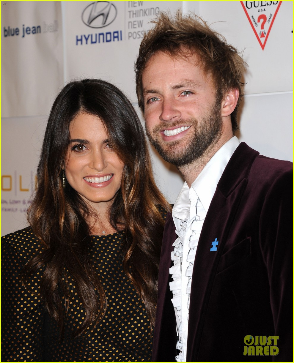 nikki reed paul mcdonald autism speaks ball 072766660