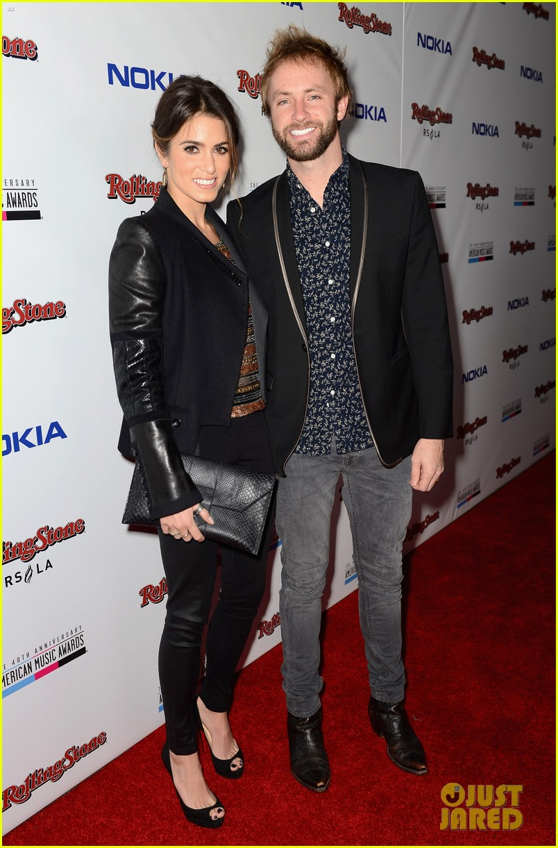 nikki reed paul mcdonald rolling stone ama after party 032760617
