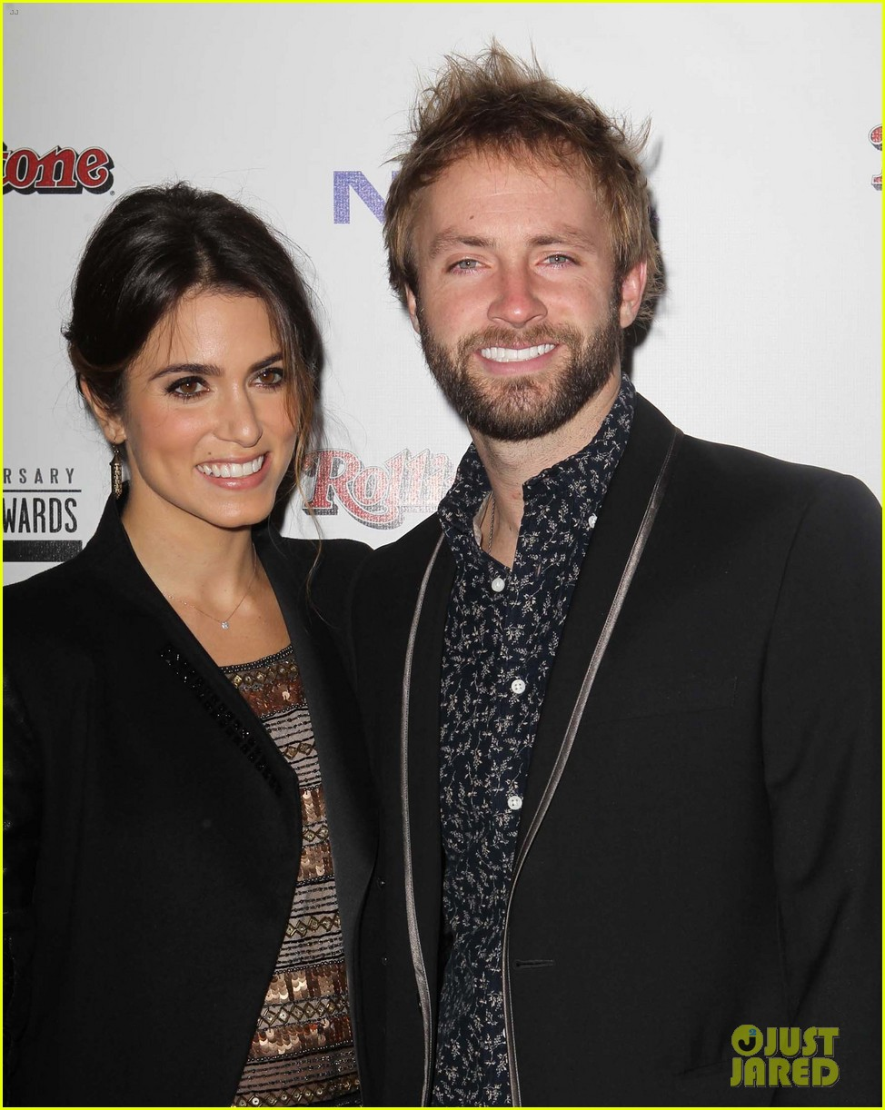 nikki reed paul mcdonald rolling stone ama after party 092760623