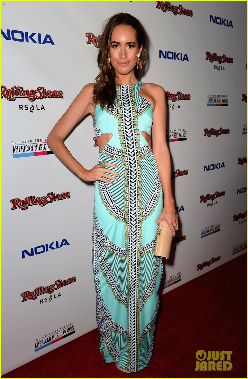 nikki reed paul mcdonald rolling stone ama after party 142760628