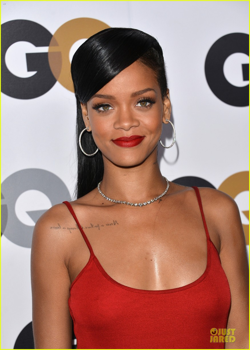 rihanna gq man of the year party 07