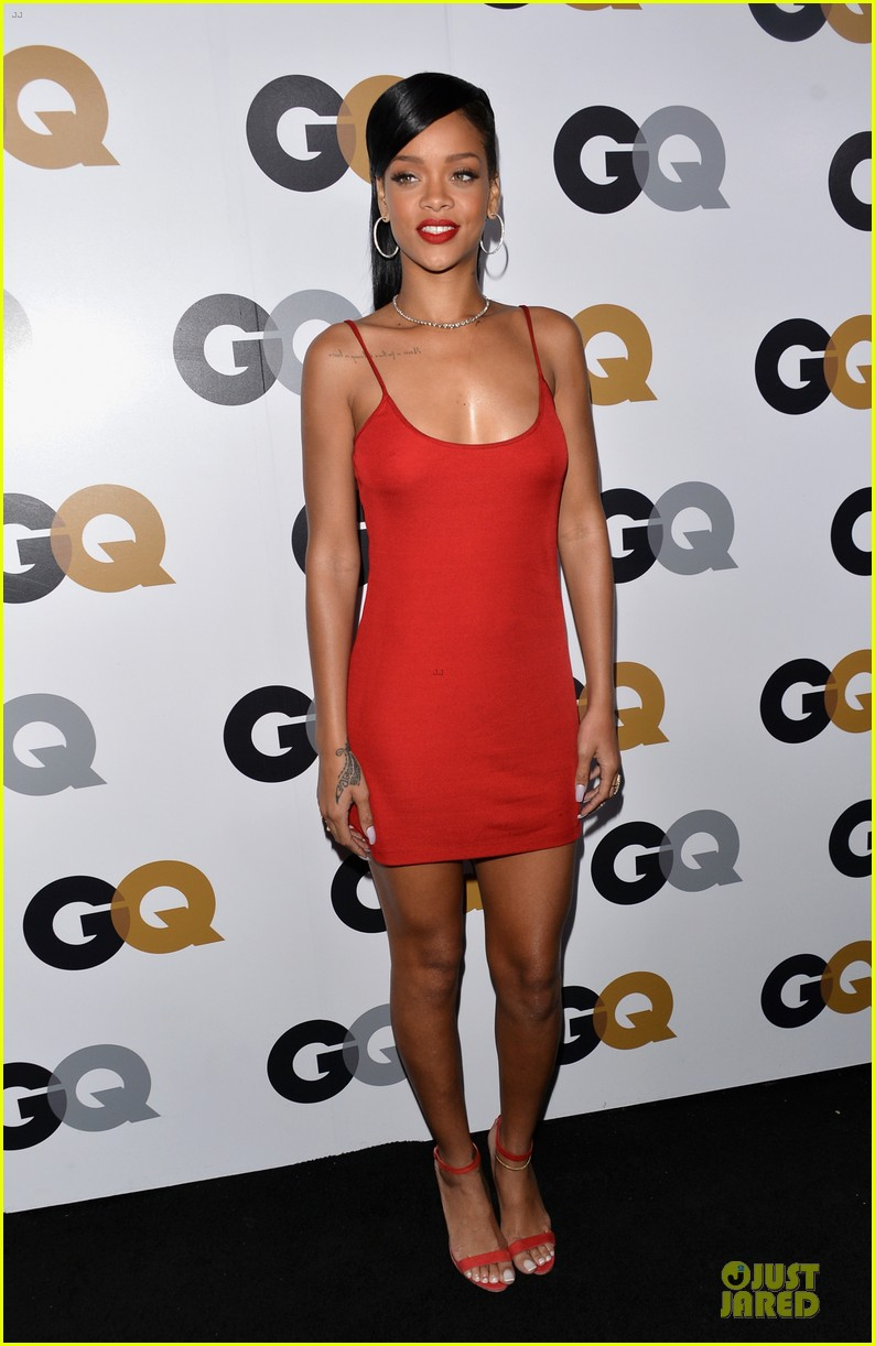 rihanna gq man of the year party 102757130