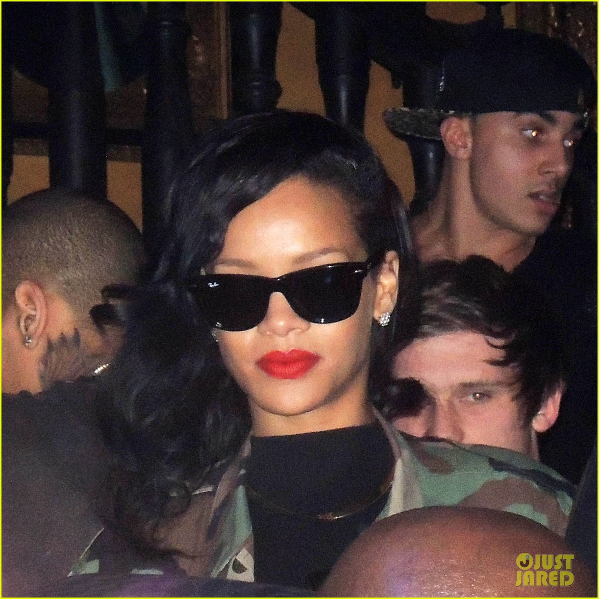 chris brown rihanna thanksgiving berlin 012762664