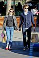 emma roberts evan peters black friday shopping couple 10