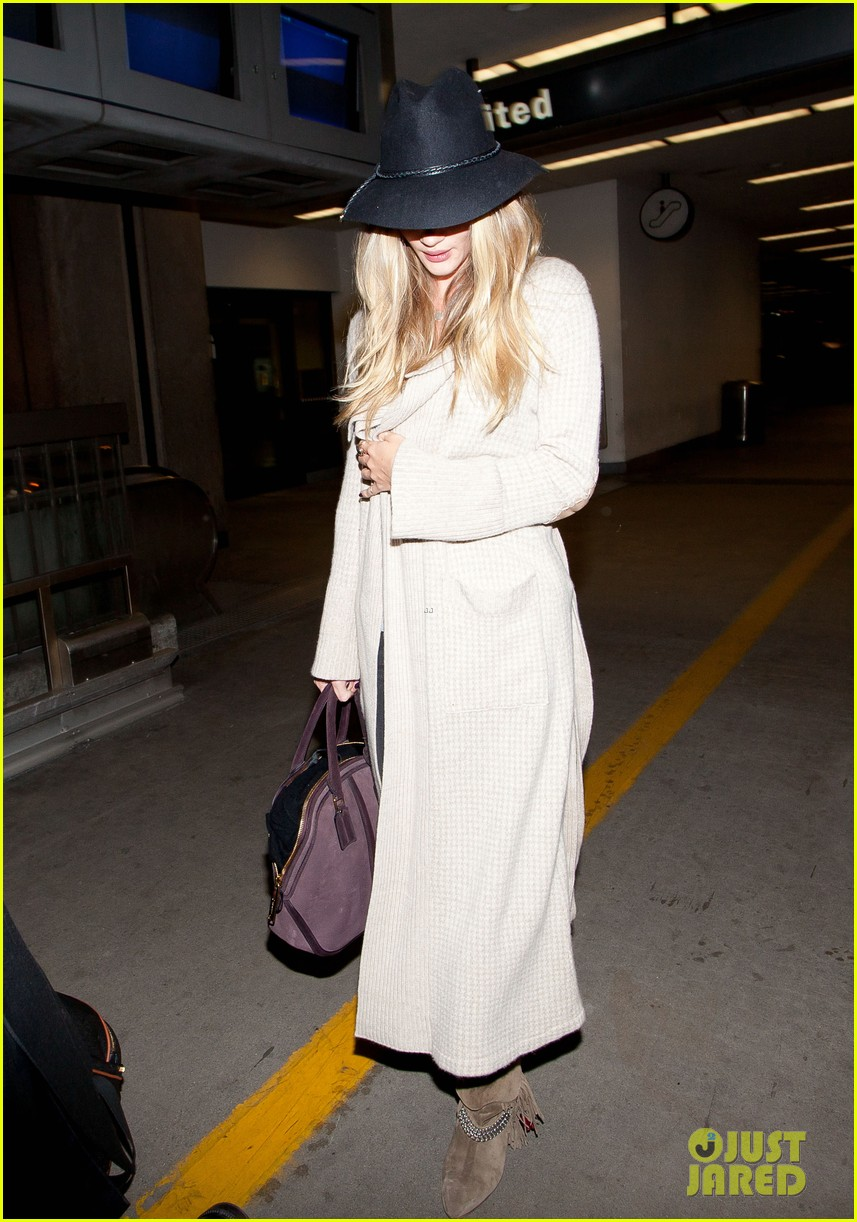 rosie huntington whiteley low profile lax 01