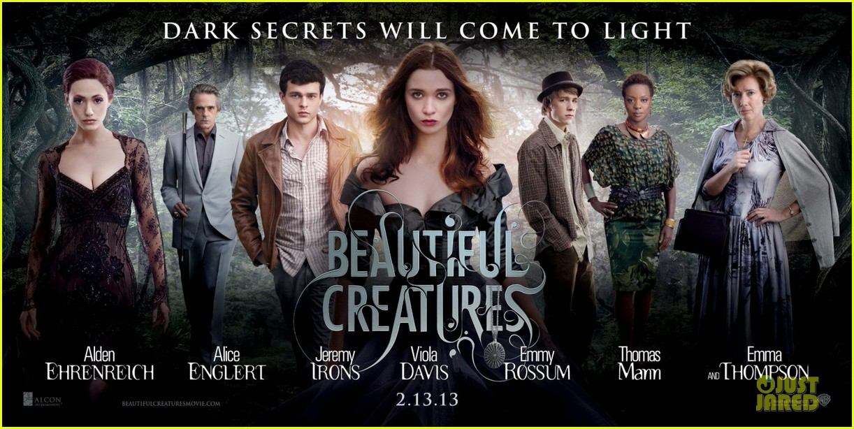 emmy rossum new beautiful creatures poster 052757157