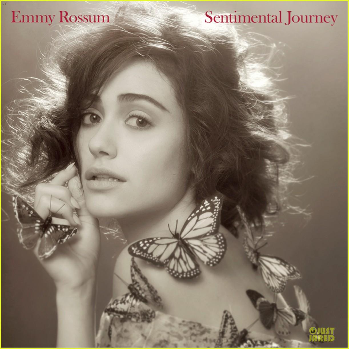 emmy rossum sentimental journey album release 012764839