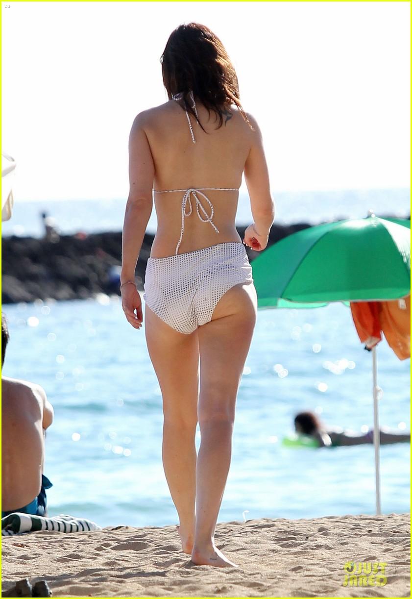 rumer willis hawaiian bikini beauty 162750331