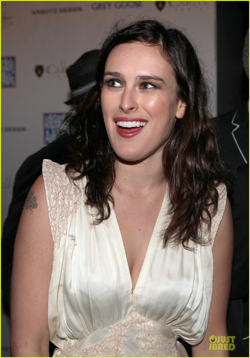 rumer willis sls hotel south beach grand opening 022754431