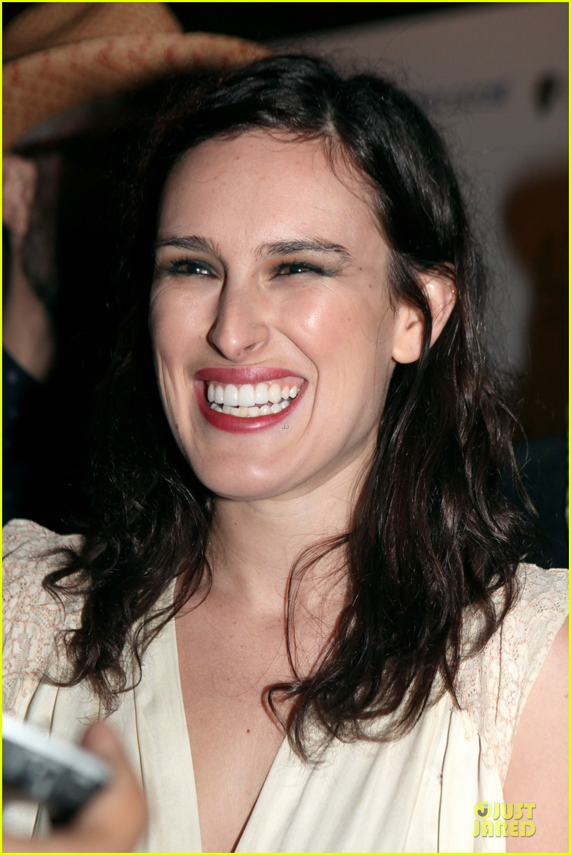 rumer willis sls hotel south beach grand opening 062754435