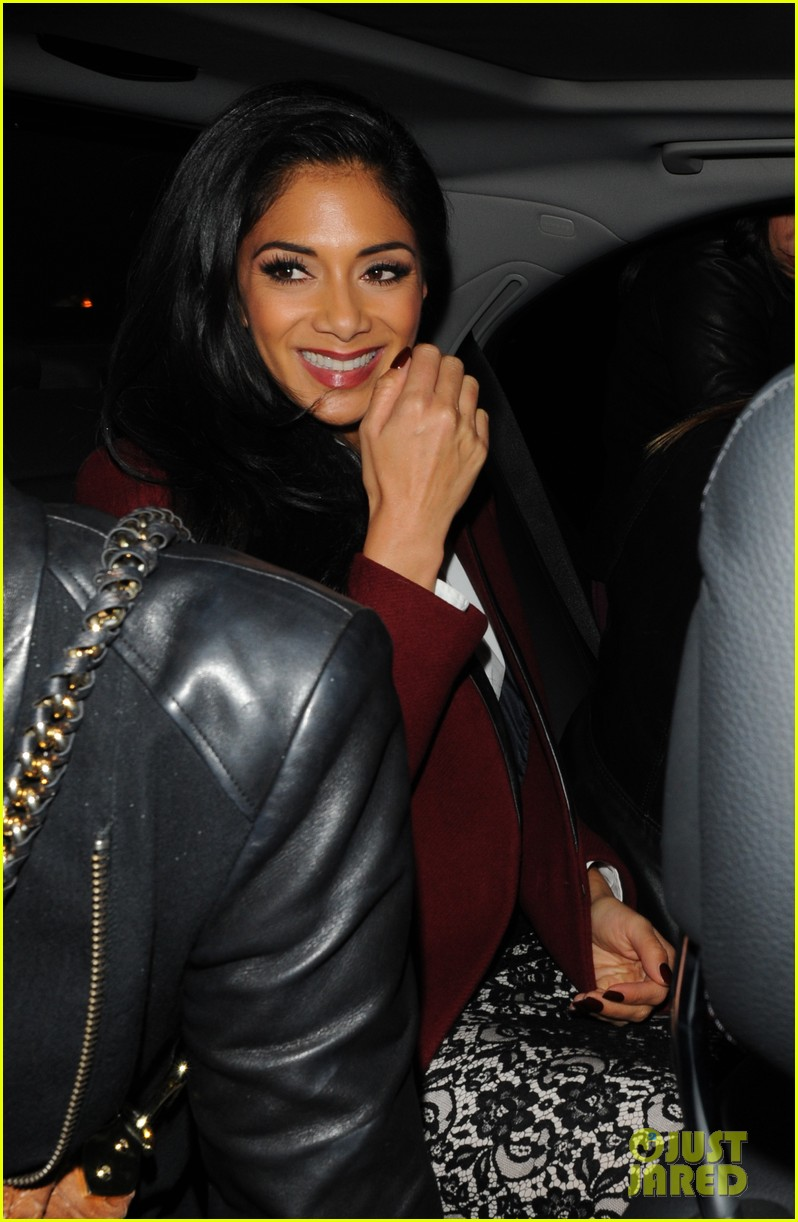 nicole scherzinger night out at nobu 022750964