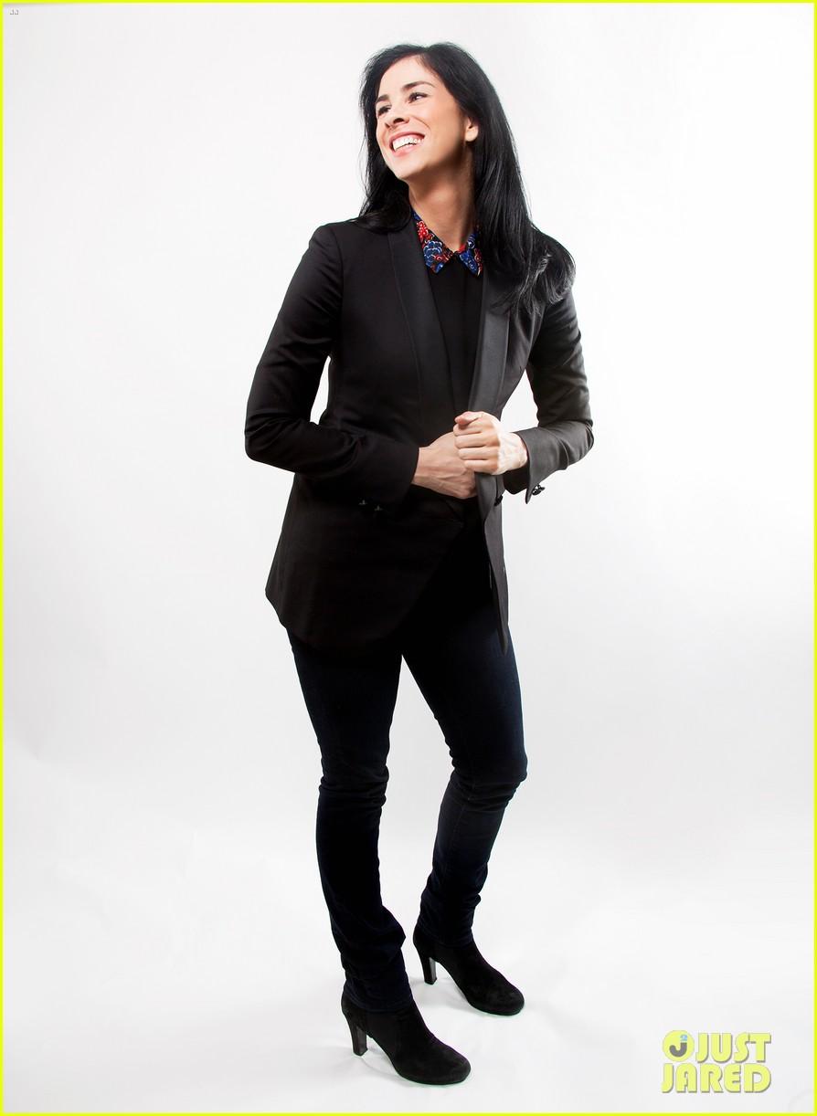 sarah silverman jane lynch wreck it ralph cast portraits exclusive 012749810