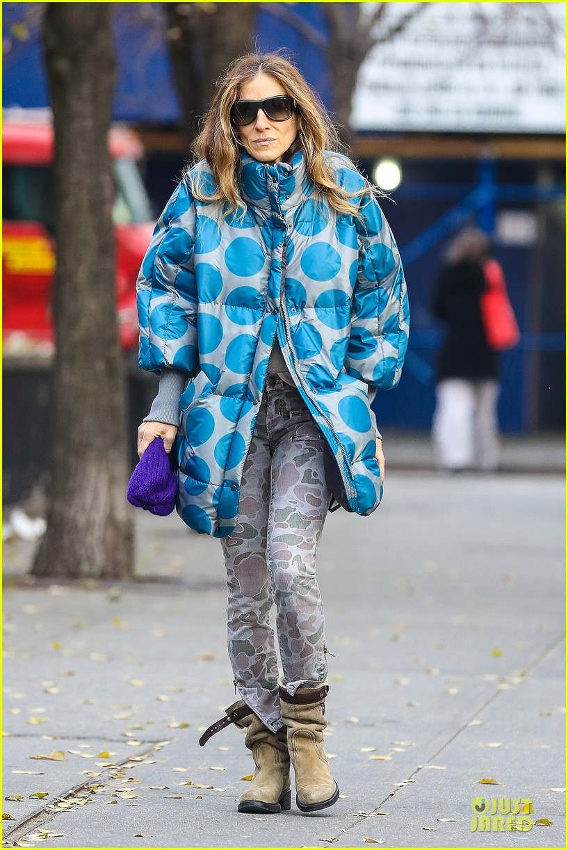 sarah jessica parker gives back to hurricane sandy victims 102760987