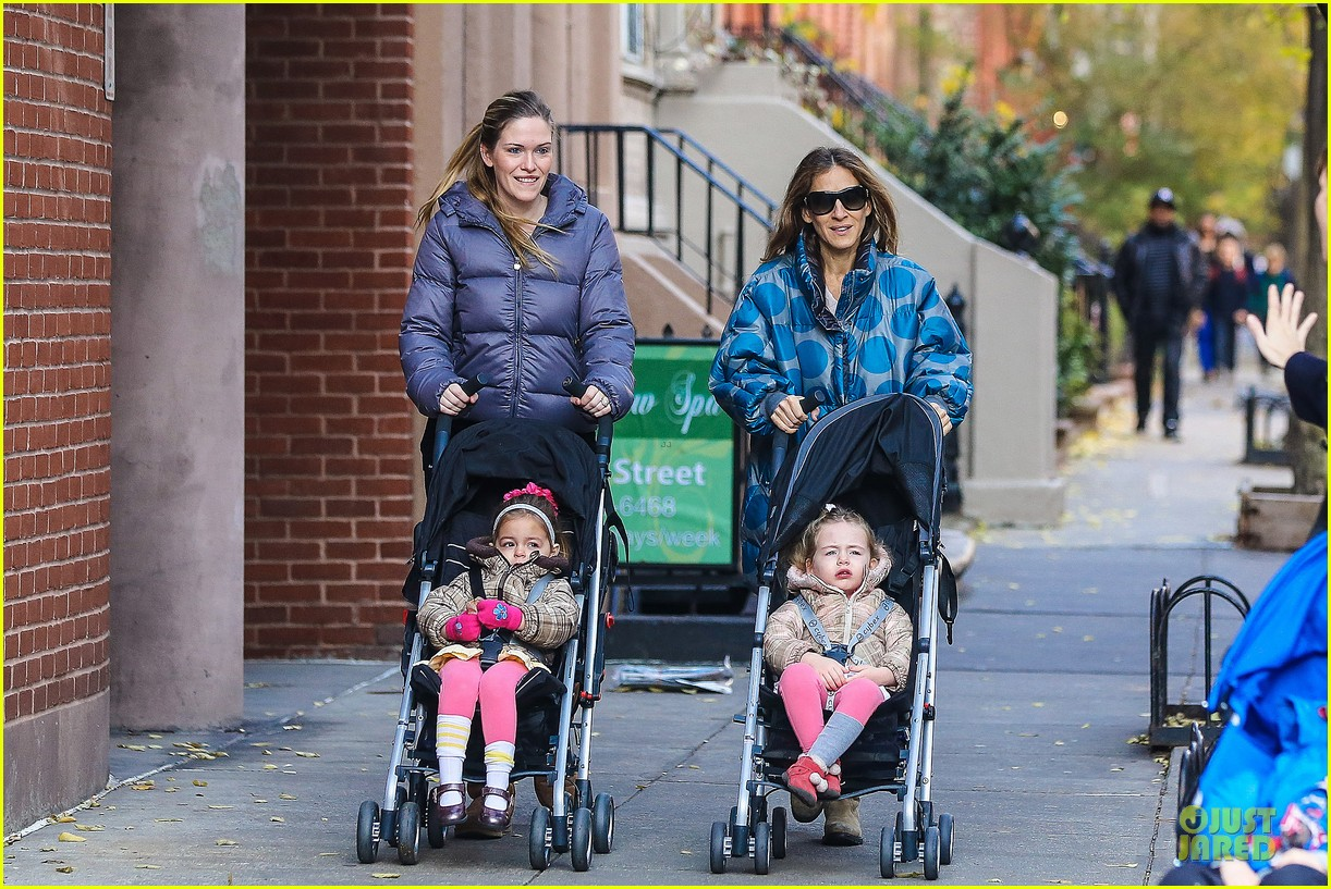 sarah jessica parker gives back to hurricane sandy victims 132760990