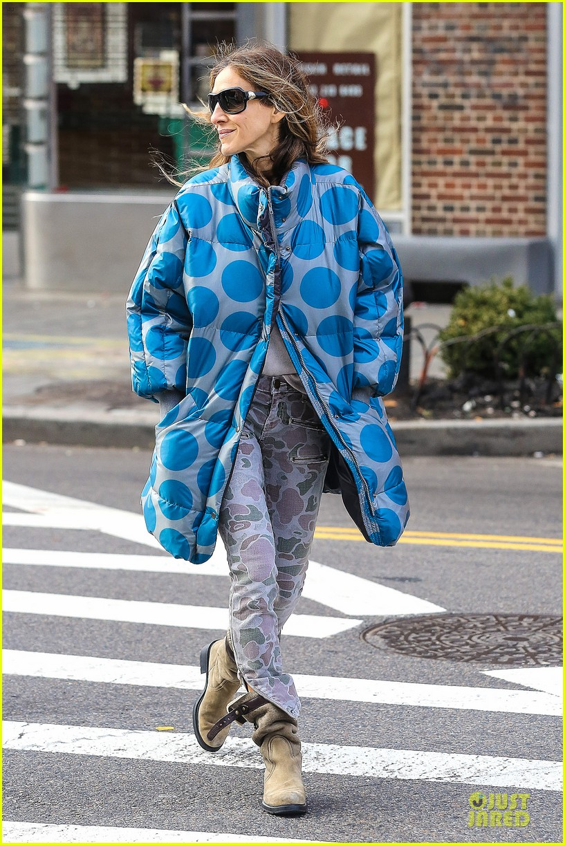 sarah jessica parker gives back to hurricane sandy victims 182760995