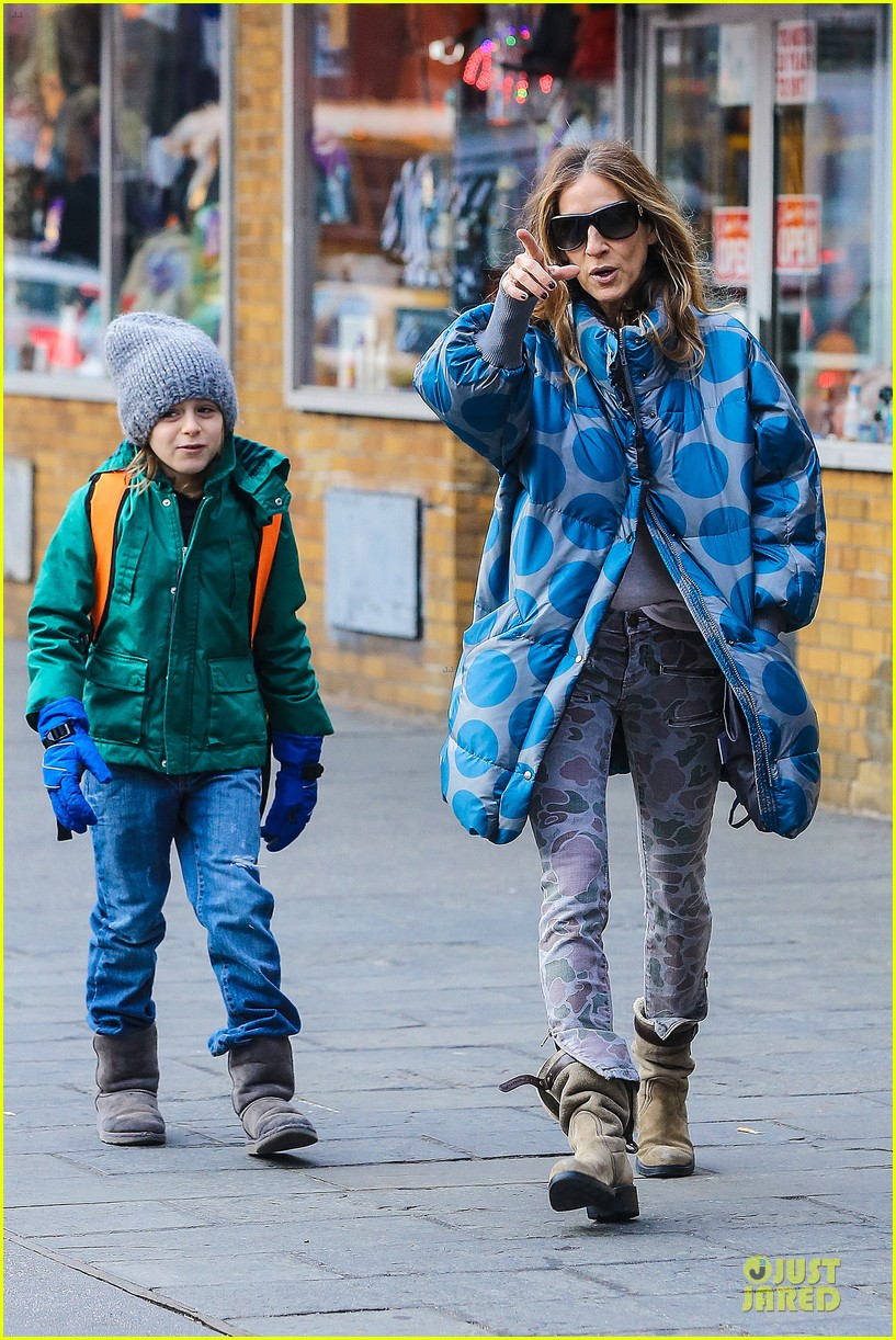 sarah jessica parker gives back to hurricane sandy victims 192760996
