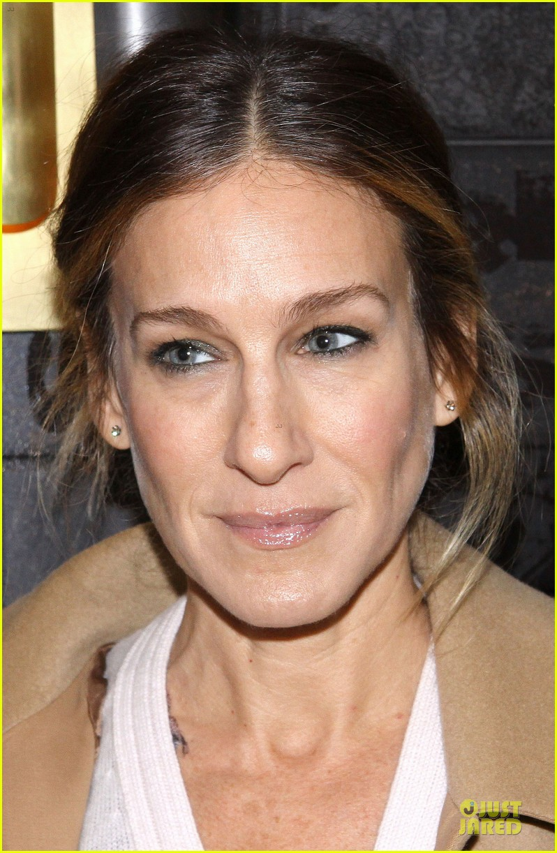 sarah jessica parker gives back to hurricane sandy victims 20