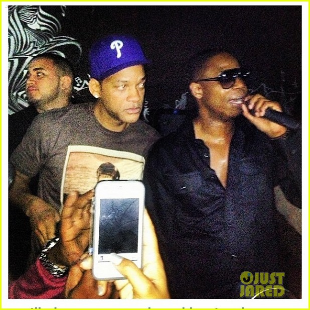 will smith rapping at gabrielle unions birthday 052750217
