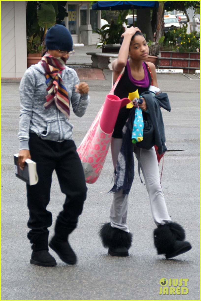 willow smith yoga class cutie 122753953