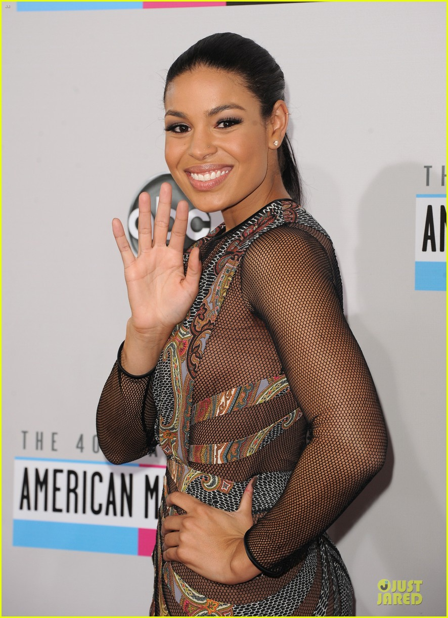 jordin sparks jason derulo ama 2012 red carpet 04