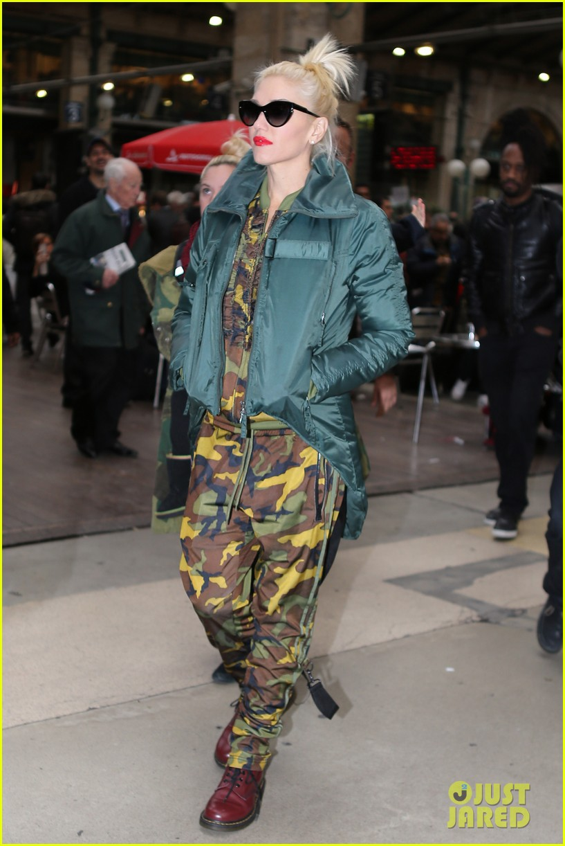 gwen stefani pretty paris 012751422