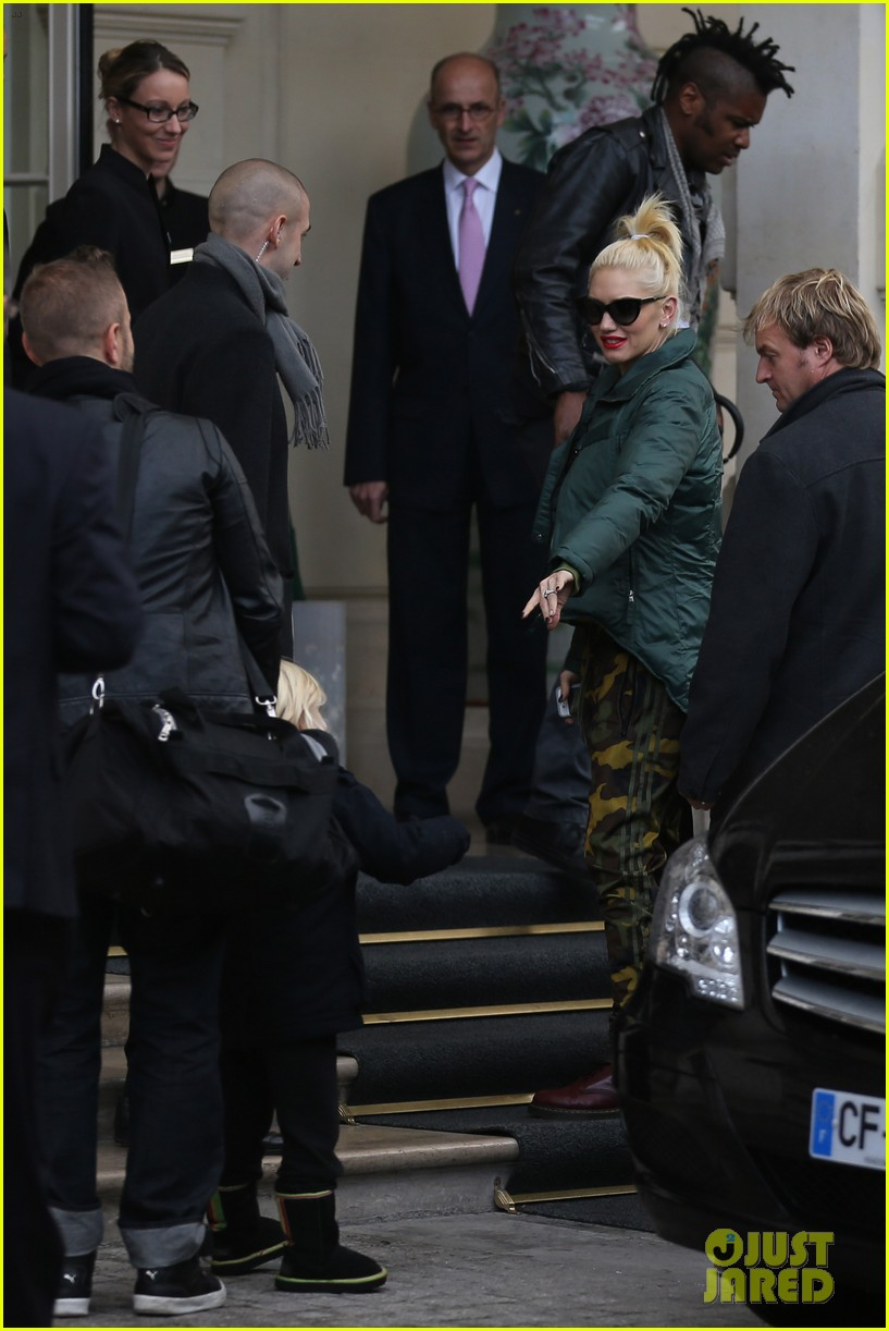 gwen stefani pretty paris 092751430