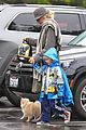 gwen stefani rainy family day 10