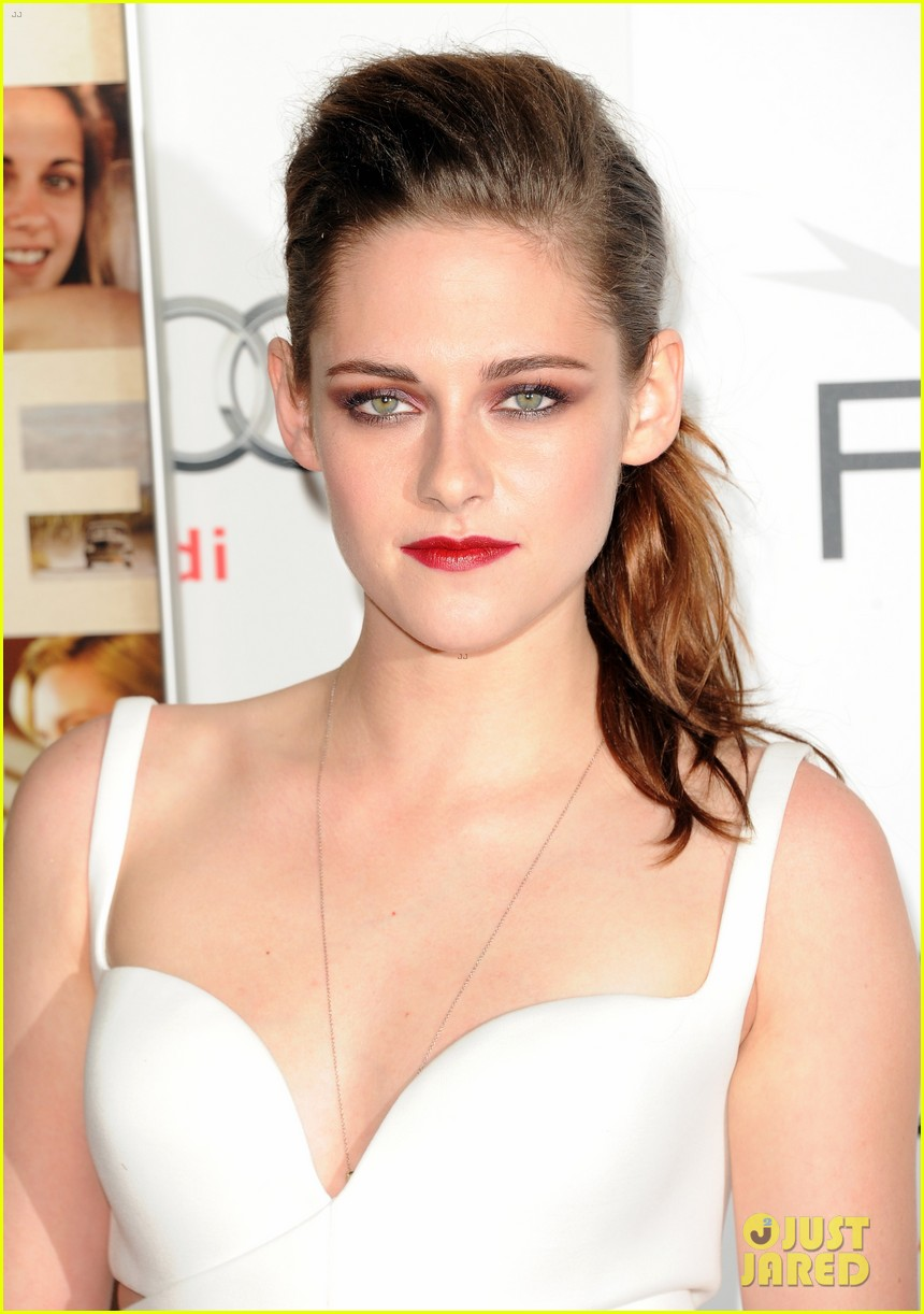 kristen stewart on the road afi screening 132750717