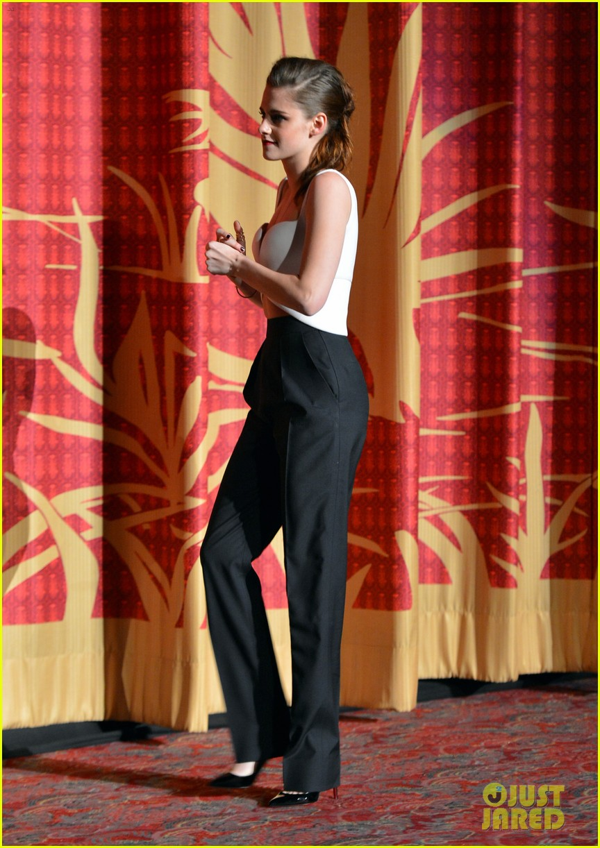 kristen stewart on the road afi screening 14