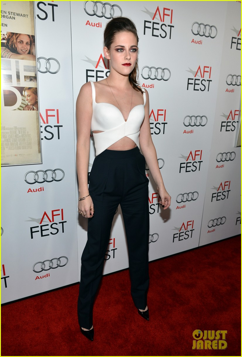 kristen stewart on the road afi screening 19