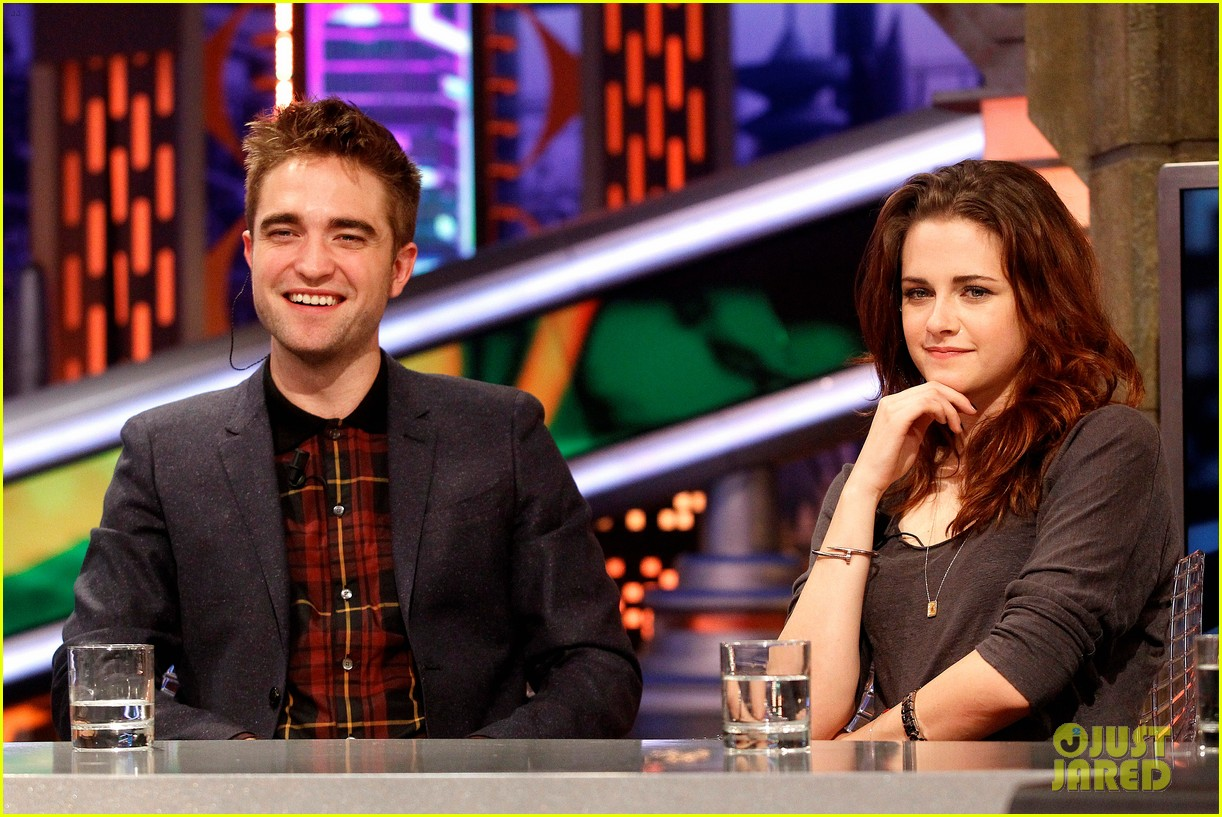kristen stewart robert pattinson el hormiguero in spain 27