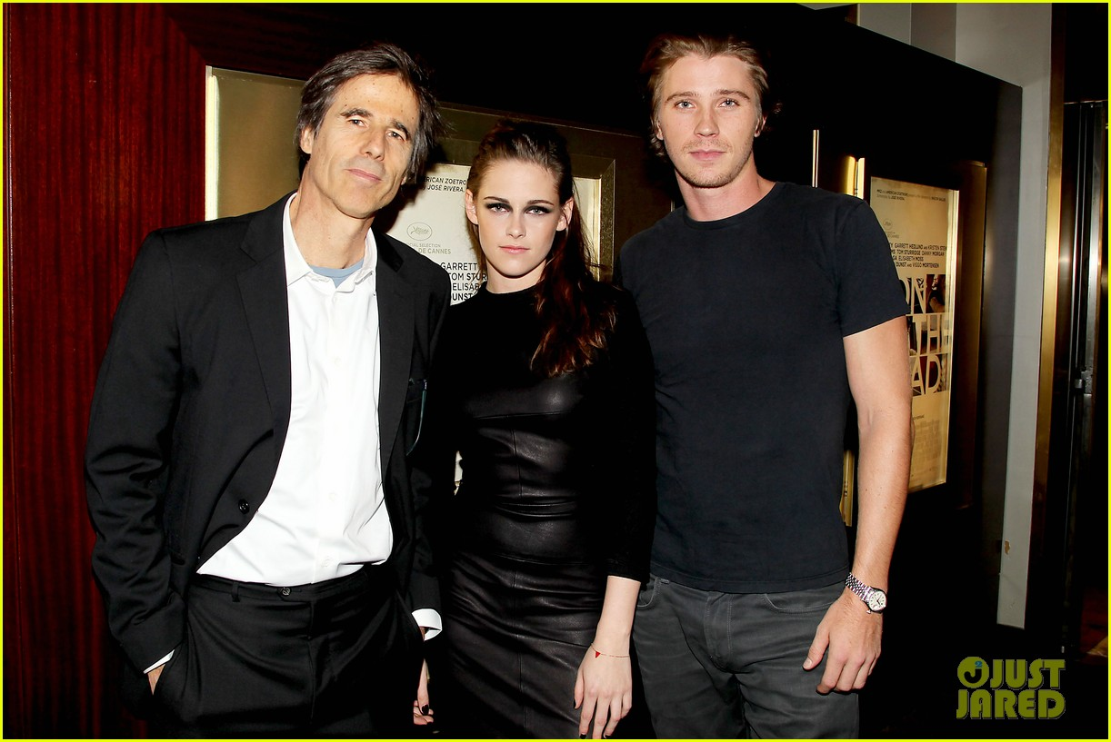 kristen stewart garrett hedlund on the road nyc screening 272753814