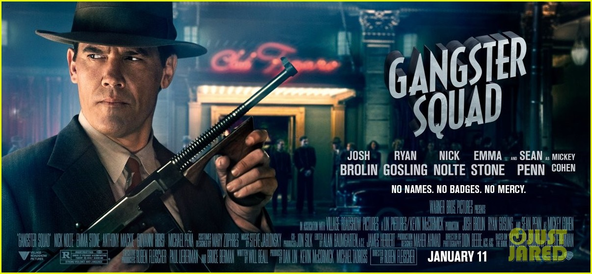 emma stone new movie 43 gangster squad posters 05