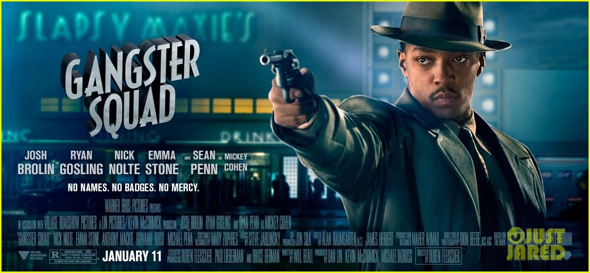 emma stone new movie 43 gangster squad posters 062756714