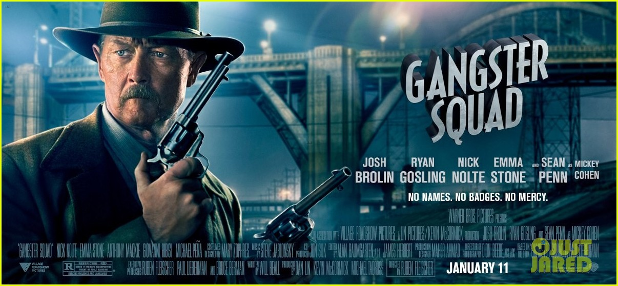 emma stone new movie 43 gangster squad posters 082756716