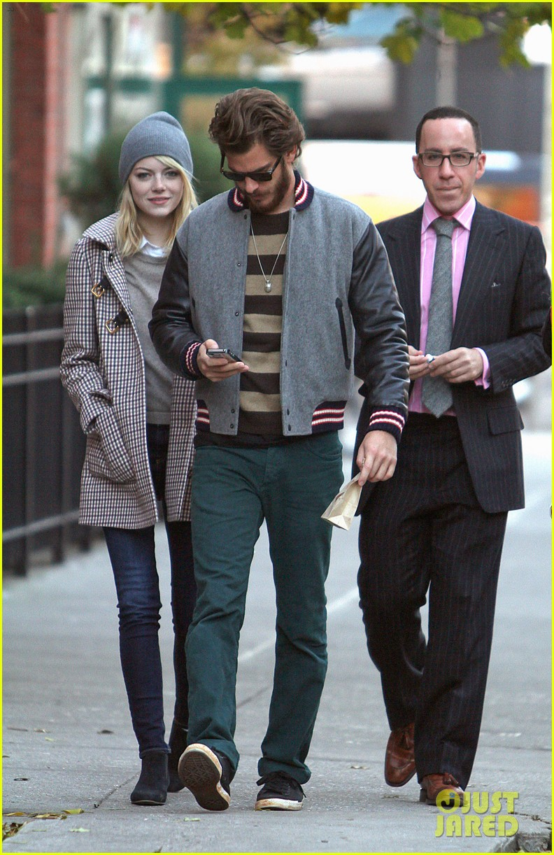 emma stone andrew garfield chelsea couple 062757717