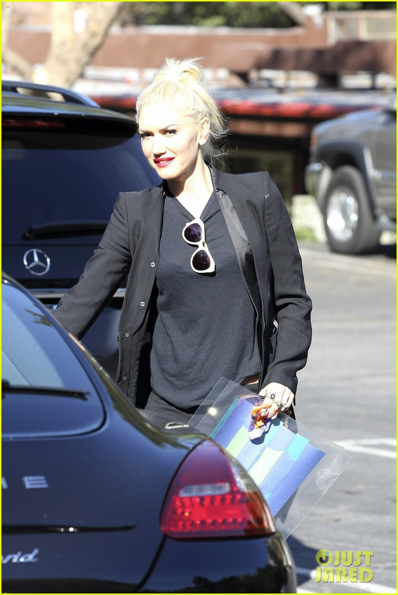 gwen stefani thanksgiving family 252762591