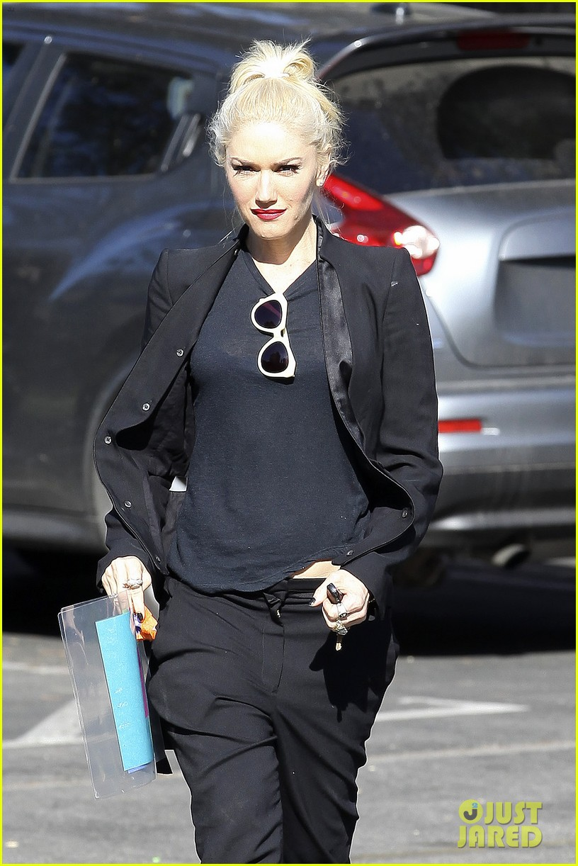 gwen stefani thanksgiving family 312762597