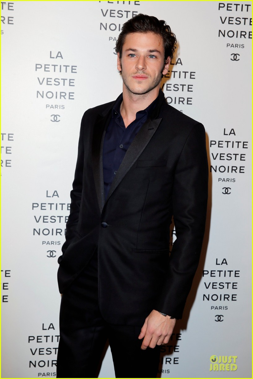 gaspard ulliel little black jacket exhibition 022754453